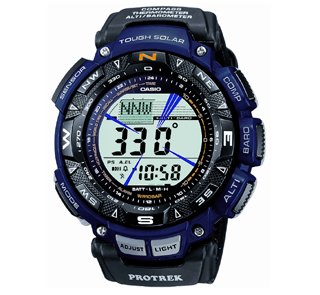 Gents Casio Pro Trek Strap Watch