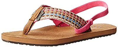 Reef Little Gypsylove Sandal (Infant/Toddler/Little Kid/Big Kid) by Reef Kids Footwear