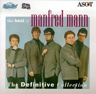 MANFRED MANN - The Best of Manfred Mann: The Definitive Collection - Zortam Music