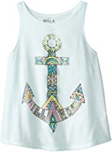 Billabong Big Girls39 Magic Anchor Tank Top