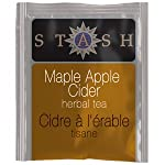 10 ct Maple Apple Cider Herbal Tea