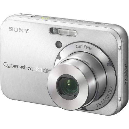Sony DSC-N1 Cyber-shot Digital Camera [8MP, 3 x Optical Zoom]