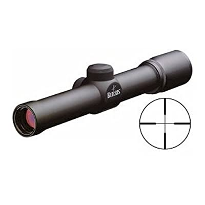 Burris Scout 2.75 x 20mm Heavy Plex Reticle Matte Black Riflescope from Burris
