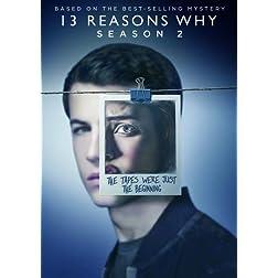 13 Reasons Why: Season Two