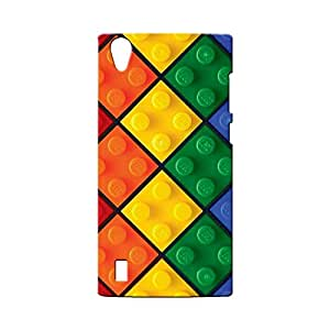 BLUEDIO Designer Printed Back case cover for VIVO Y15 / Y15S - G4096