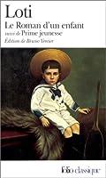 Le roman d'un enfant/prime jeunesse