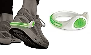 AFS®  1 PC  Random Colour   Outdoor Night Safety Cycling Running Jogging Sport Walking Shoe LED Light Clip available at Amazon for Rs.389