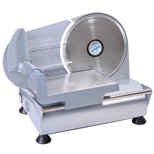 420J Stainless Steel Blade Food Meat Cheese Deli Electronic Slicer Cutter