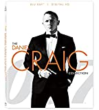 007: The Daniel Craig Collection [Blu-ray + DHD]