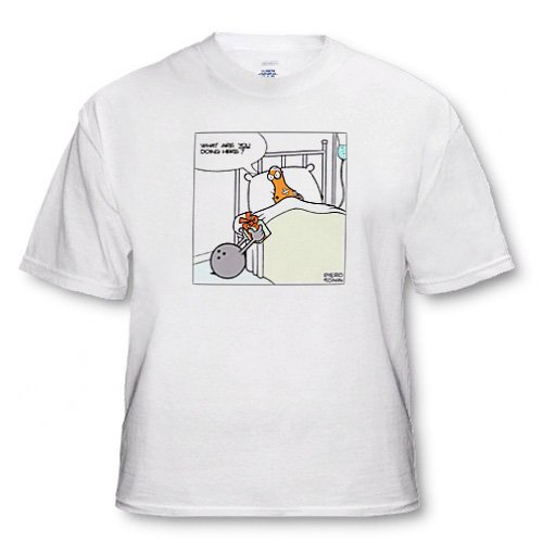 Bowling Hospital Room - Youth T-Shirt Small(6-8)