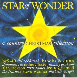 BROOKS & DUNN - Star of Wonder : A Country Christmas Collection - Zortam Music