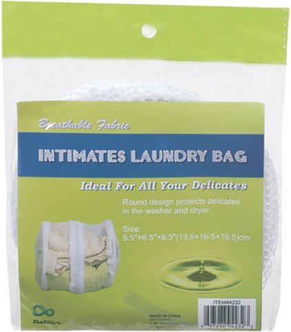 """Intimates Mesh Laundry Bag - 5.5"""" X 6.5"""" X 6.5"""" (12 Pieces) [Kitchen] front-552056"""