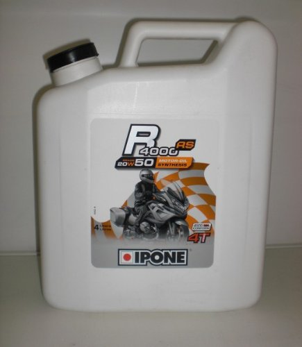 Ipone 4T 4L R4000 RS 20W50 halb-synthetisch Motoröl