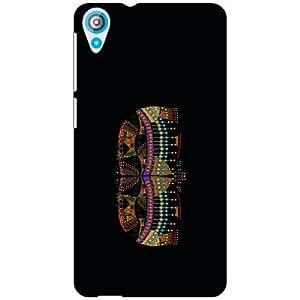 HTC Desire 820 Back Cover ( Designer Printed Hard Case)