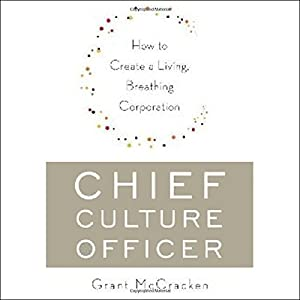 Chief Culture Officer Audiobook