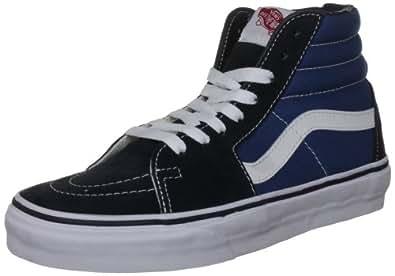 Amazon.com: Vans Men's Sk8-Hi Canvas High Top: Fashion Sneakers: Shoes