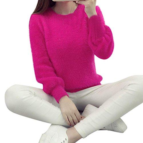 koly-di-modo-delle-donne-vestiti-a-maniche-lunghe-maglia-allentato-maglione-rosa-caldo