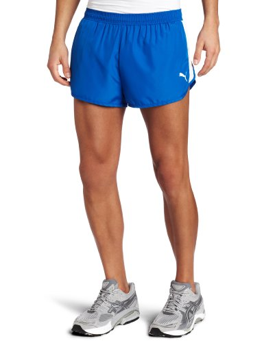 PUMA Puma Men's TB Running Split Shorts, New Team Royal, Small