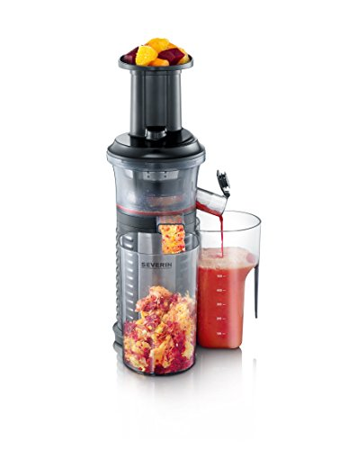 Severin ES 3569 Slow Juicer Estrattore di succo senza lame, BPA free