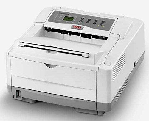 Oki B4600N Ps Led Printer - Monochrome - 27 Ppm Mono - Parallel - Fast Ethernet - Pc, Mac