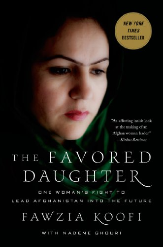 The Favored Daughter Womans Afghanistan