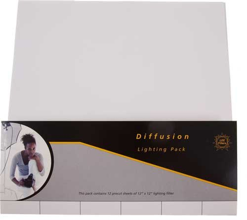LEE Filters Diffusion Lighting Pack