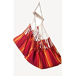 Hanging Hammock Chair - HAMACA Iguana Fire