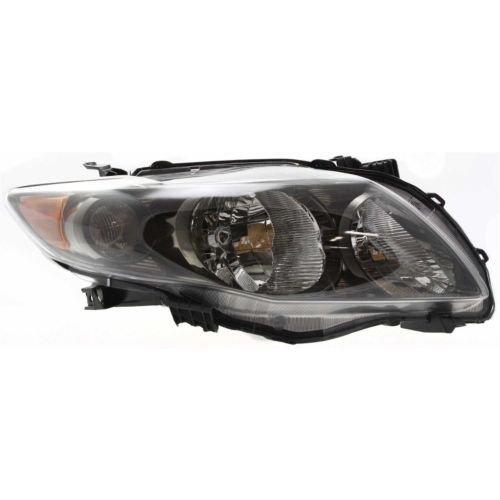 Toyota Corolla 09-10 Right Passenger Side Headlight Light Headlamp S/Xr (2009 Corolla S Headlight Assembly compare prices)