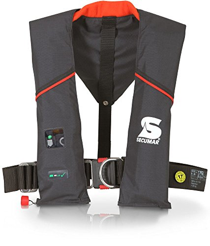 Secumar ULTRA AX automatik Rettungsweste 150N Klasse Harness