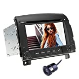 Crusade 6.2 Inch Android 4.4 for Hyundai Sonata 2006-2008 Double Din in Dash HD Touch Screen Car DVD Player AM/FM Radio Stereo GPS Navigation