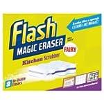 Flash Magic Eraser For Kitchen 2PK