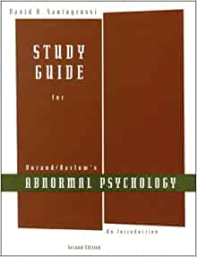 study guide child psychology Start studying child psychology final study guide learn vocabulary, terms, and more with flashcards, games, and other study tools.