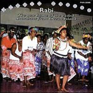 Rabi Banabans From Ocean Isla
