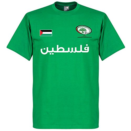 Palestine Football Tee - XS (Palestine Football Jersey compare prices)