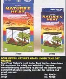 Nature\'s Heat Under Tank Heater, Small