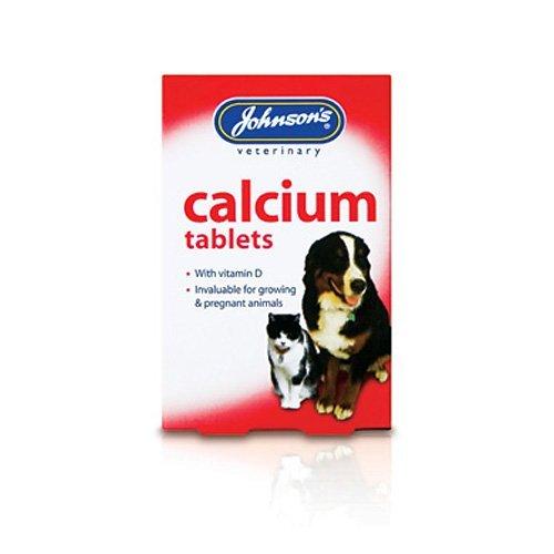 Johnsons Calcium Vitamin D Tablets 30G - Bulk Deal Of 6X