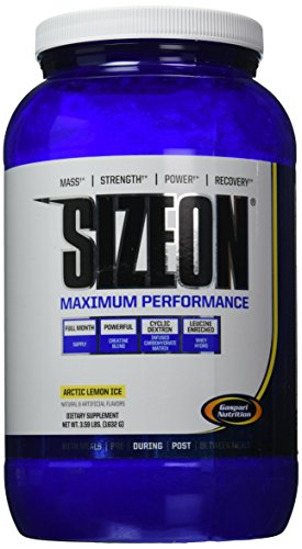 Gaspari Size On 1,58kg Lemon