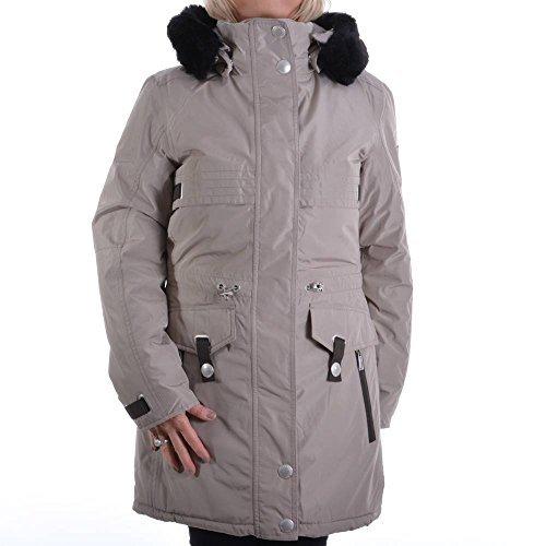 Wellensteyn Damenjacke Season Gr. L 549 SEAW-560 Sand Damen Jacke Jacken günstig online kaufen