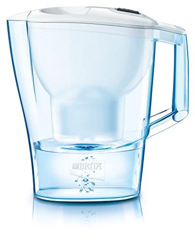 BRITA Wasserfilter Aluna Cool, weiß
