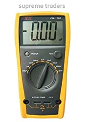 """HTC - 3Å"""" Digit Capacitance Meter CM-1500 With Self Discharge Function by Supreme Traders Supertronics1989"""