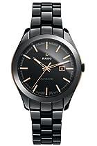 Rado Hyperchrome Automatic Black Dial Black Ceramic Ladies Watch R32255152