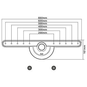 Discount  PureMounts PM-Slimfix Universal TV Wall Mount / Ultra-Flat Sturdy Safe / Max