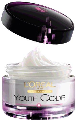 L'Oreal Dermo-Expertise Youth Code Rejuvenating Anti-Wrinkle Day Cream - 50ml/1.7oz