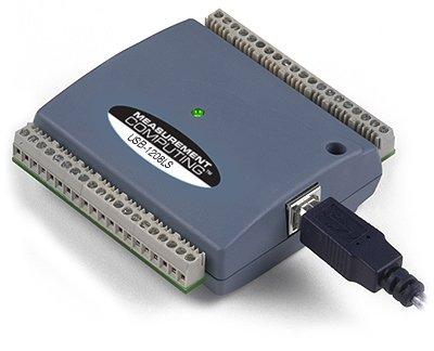 USB-1208LS USB-based Personal Measurement Device