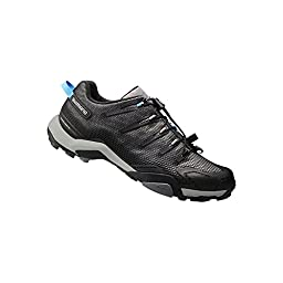 Shimano SH-MT44 Shoes - Men\'s Black, 44.0