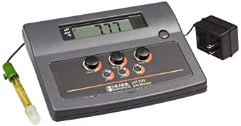 Hanna Instruments HI 209 pH/mV Benchtop Meter, For Education