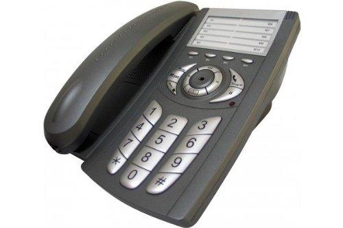 Téléphone 10 mémoires et 4 touches rapides