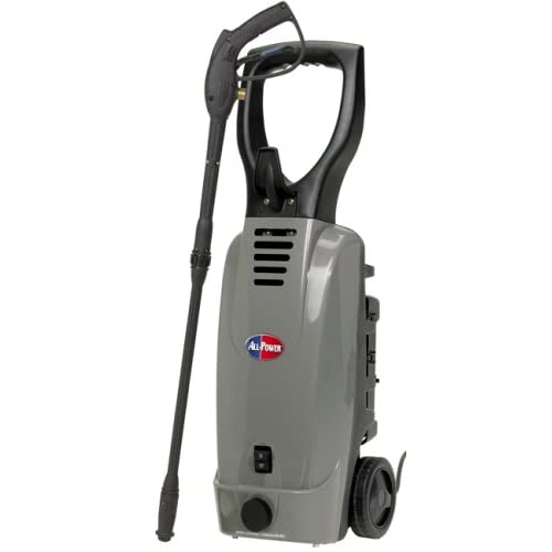 Image of All Power America 1,800 PSI 15 Amp Electric Pressure Washer with Accessories APW5002