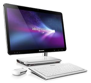 Lenovo IdeaCentre A320 21.5 inch All-in-One PC (Intel Core i5-2410M 2.3 GHz, RAM 4GB, HDD 750GB, DVDRW, Webcam, BT, TV Tuner, Windows 7 Home Premium)