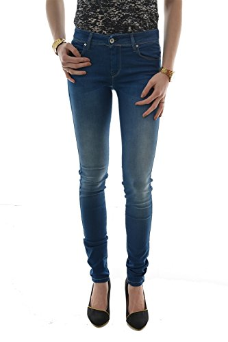 Salsa -  Jeans  - relaxed - Donna blu 37